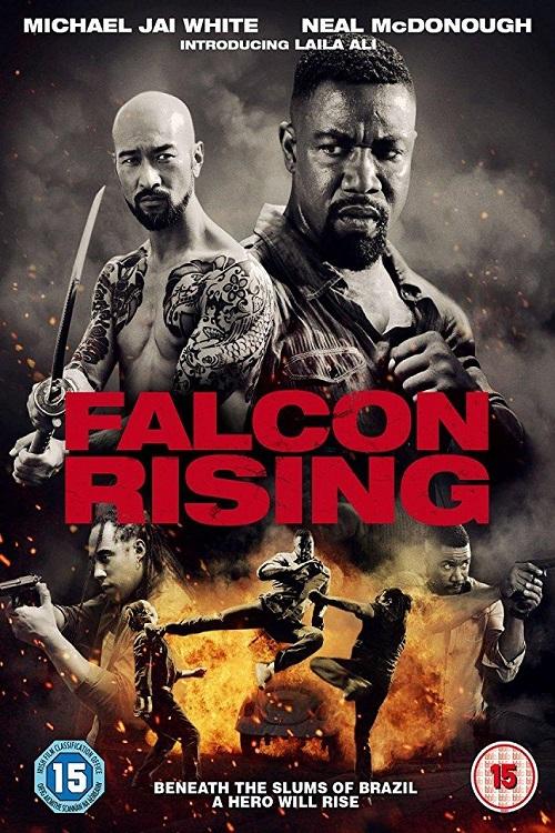دانلود دوبله فارسی فیلم Falcon Rising 2014
