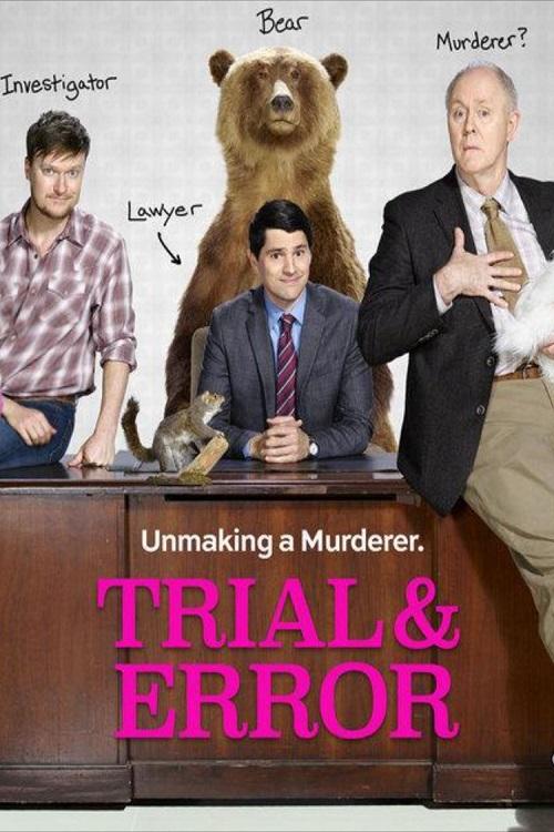 دانلود سریال Trial & Error