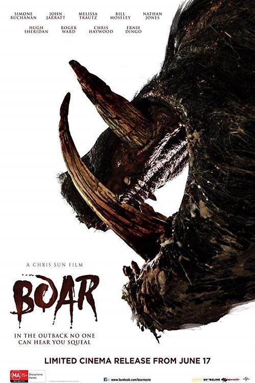 دانلود فیلم Boar 2017