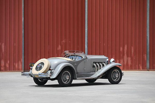 1935 Duesenberg SSJ (5)