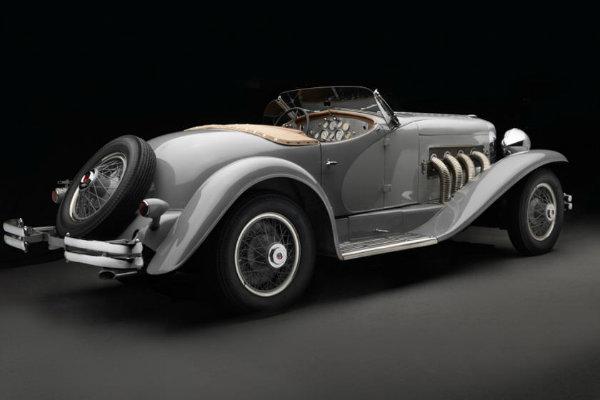 1935 Duesenberg SSJ (8)