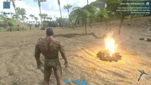نسخه موبایل ARK Survival Evolved