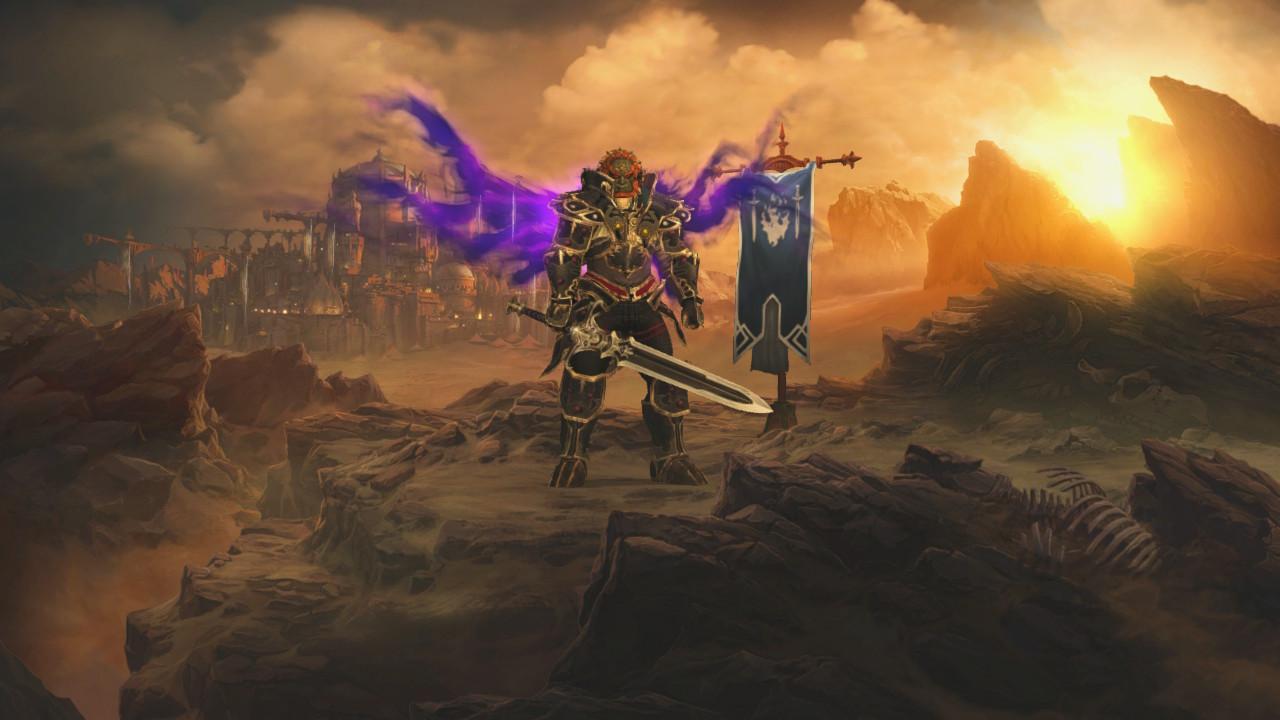 Ganon در Diablo 3