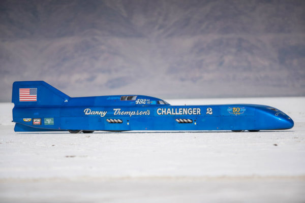 Danny Thompson just set a land speed record (2)