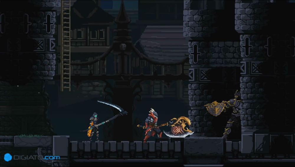 بررسی بازی Death Gambit