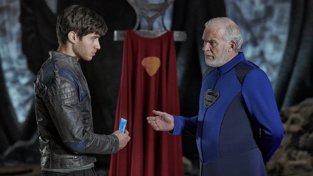 بررسی سریال krypton