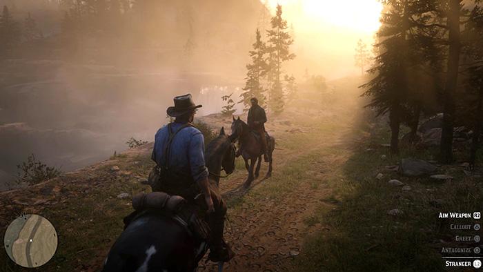 تعامل با شخصیتها در Red Dead Redemption 2