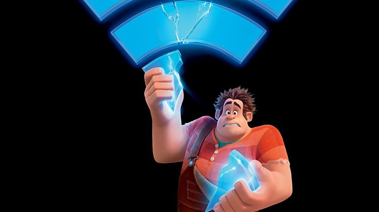 انیمیشن Ralph Breaks the Internet 2018
