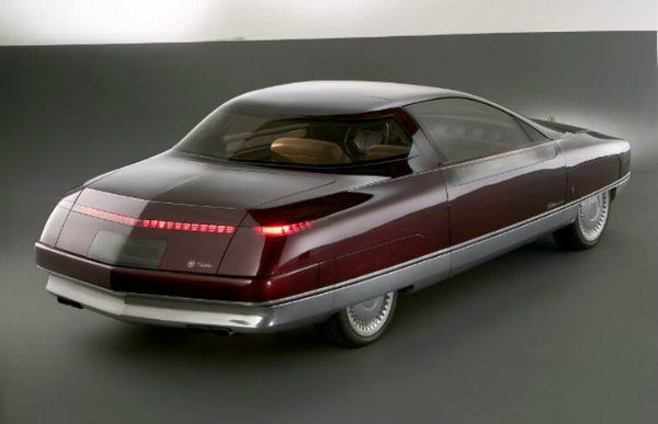 Solitaire Concept Cadillac