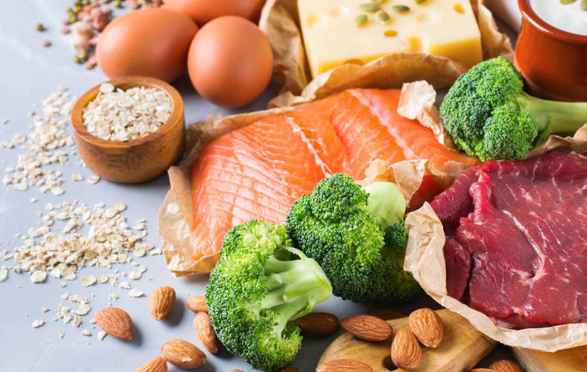 پروتئین و کربوهیدارت