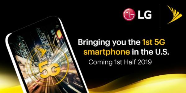 موبایل 5G ال جی