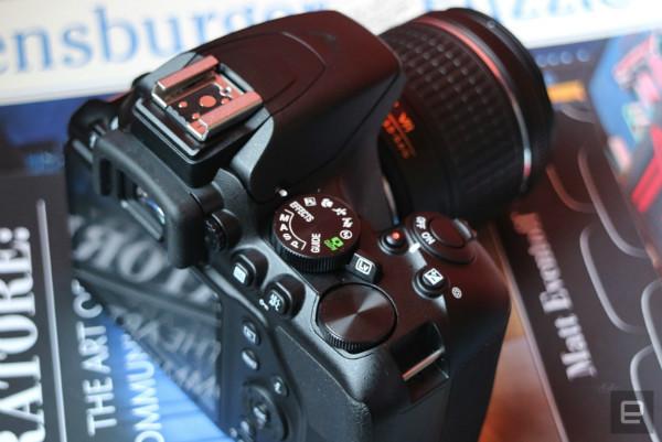 دوربین D3500