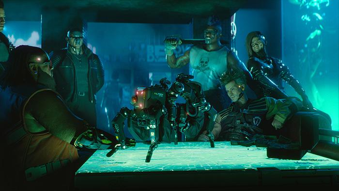 تریلر گیم پلی بازی Cyberpunk 2077