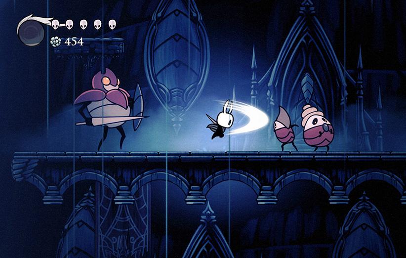 بازی Hollow Knight