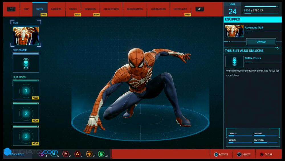 بررسی بازی Spider-Man