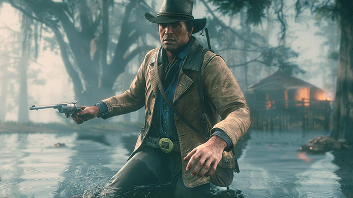 جزییات روند بازی Red Dead Redemption 2