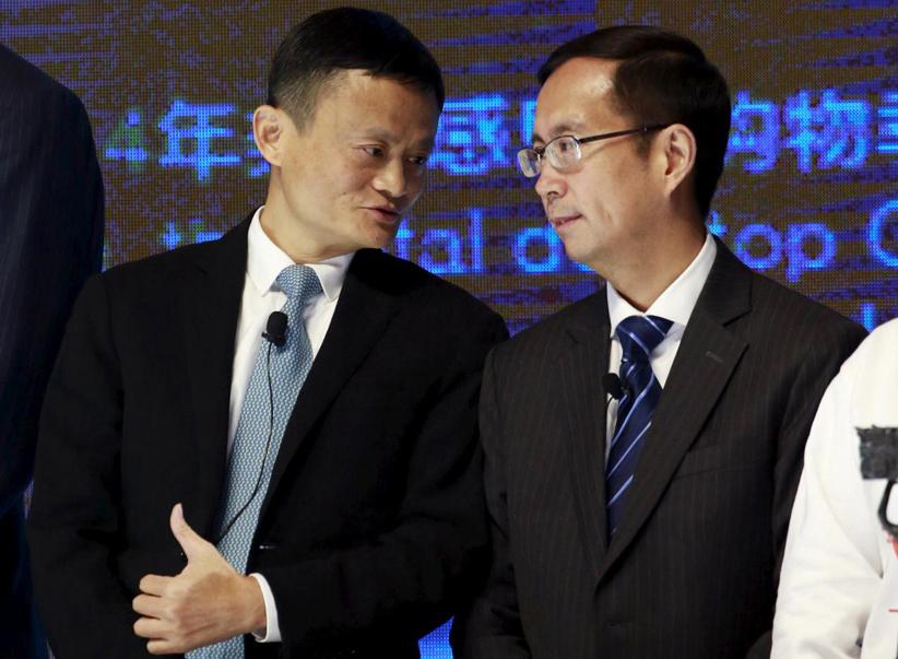 جک ما و دنیل ژانگ