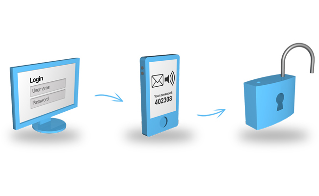 سیستم رمز یکبار مصرف