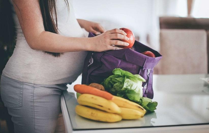 مصرف سبزیجات در بارداری