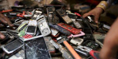 زباله الکترونیکی