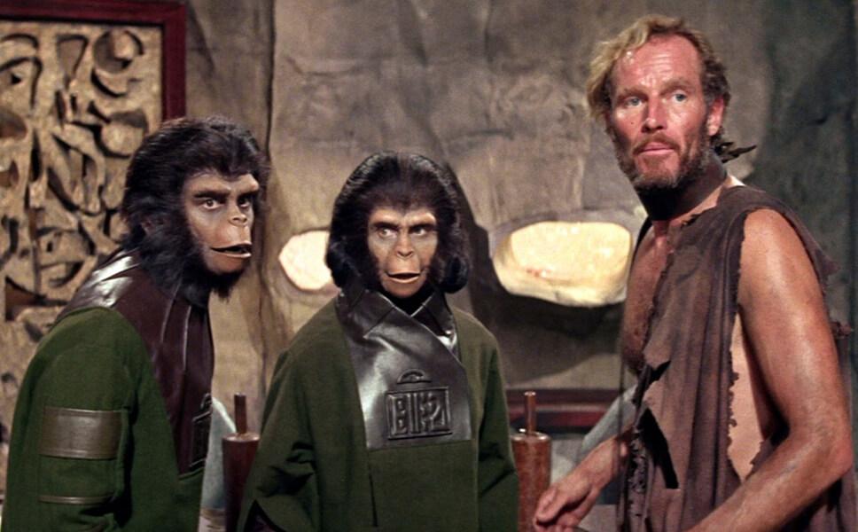 سیاره میمون ها - سفر در زمان