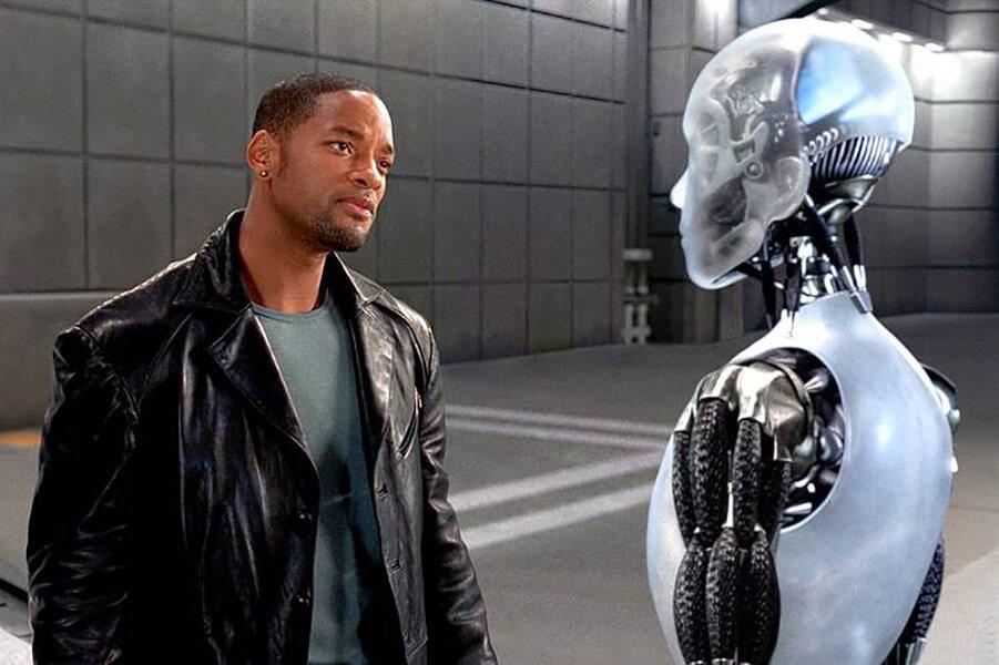 من ربات ویل اسمیت