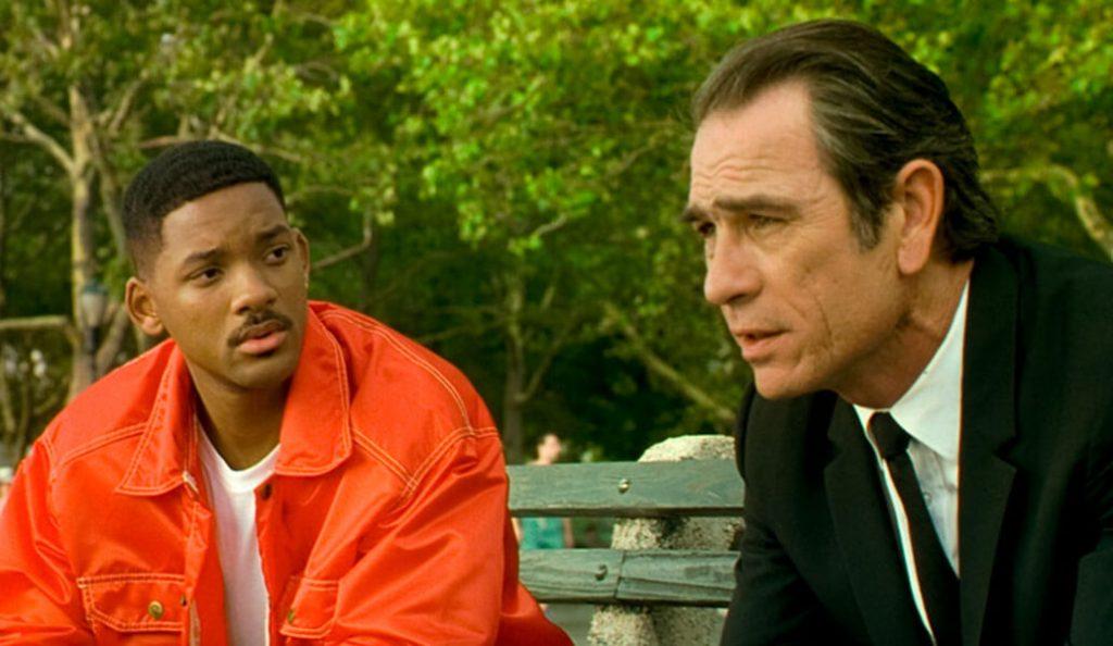 مردان سیاه پوش ویل اسمیت