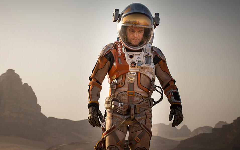 مریخی فضایی