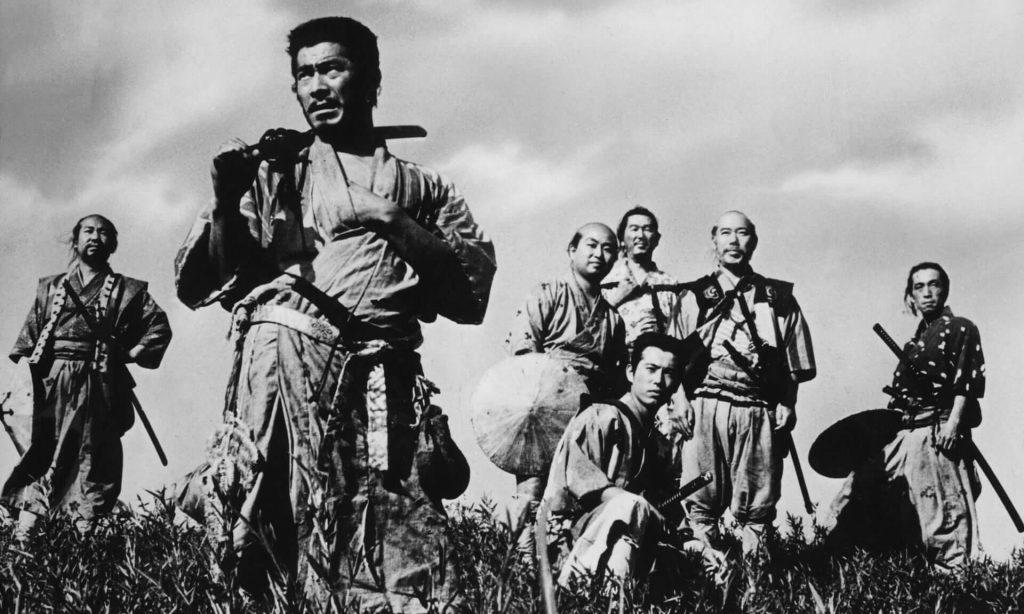 هفت سامورایی امتیاز