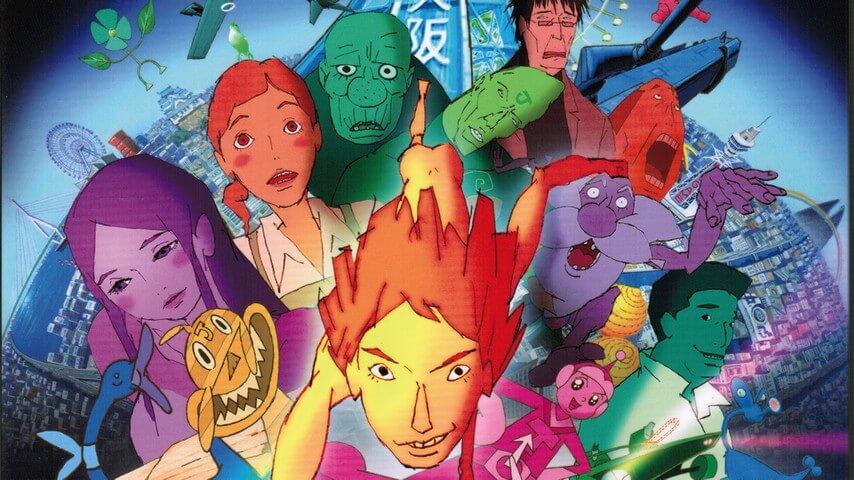 بازی ذهن سینمای ژاپن