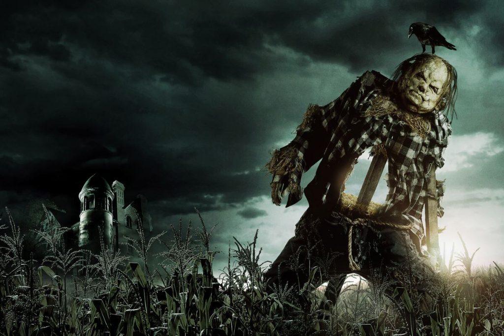 داستانهای ترسناک برای گفتن در تاریکی