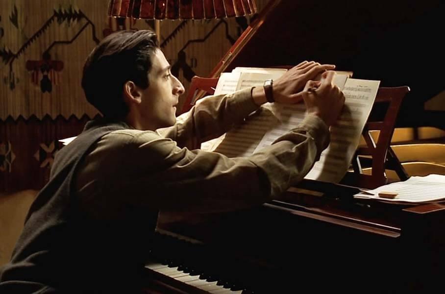 پیانیست پولانسکی نقش