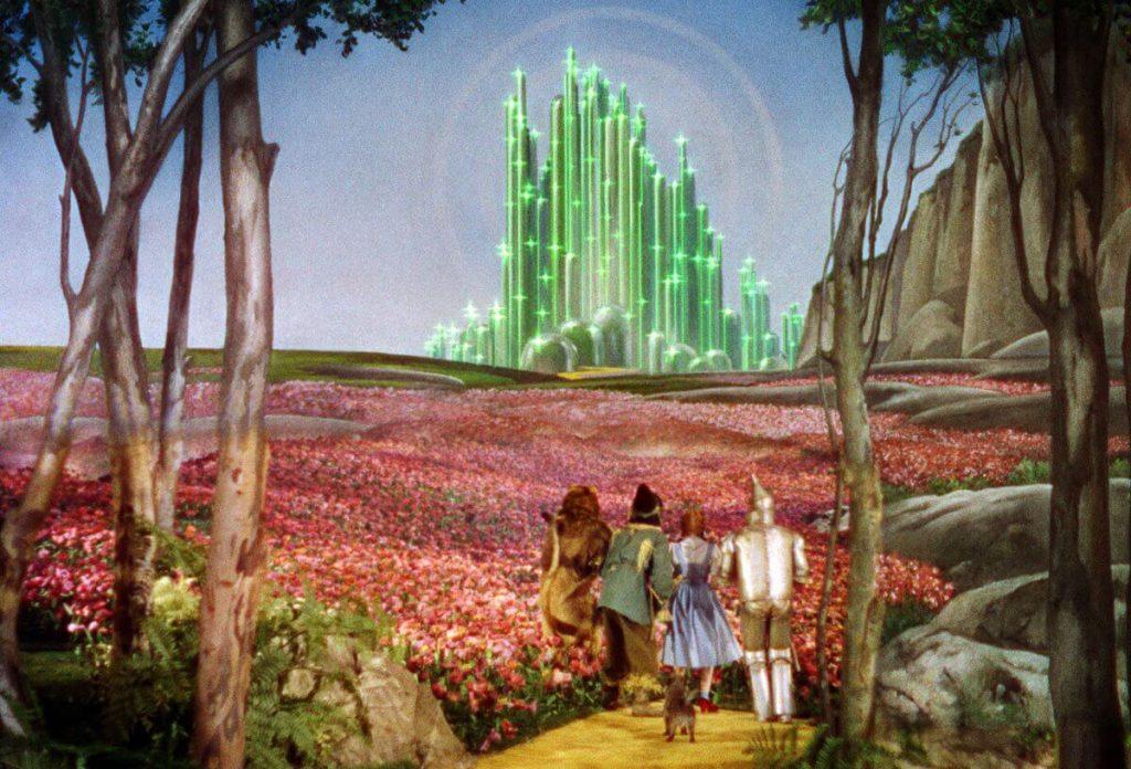 جادوگر شهر اُز فانتزی