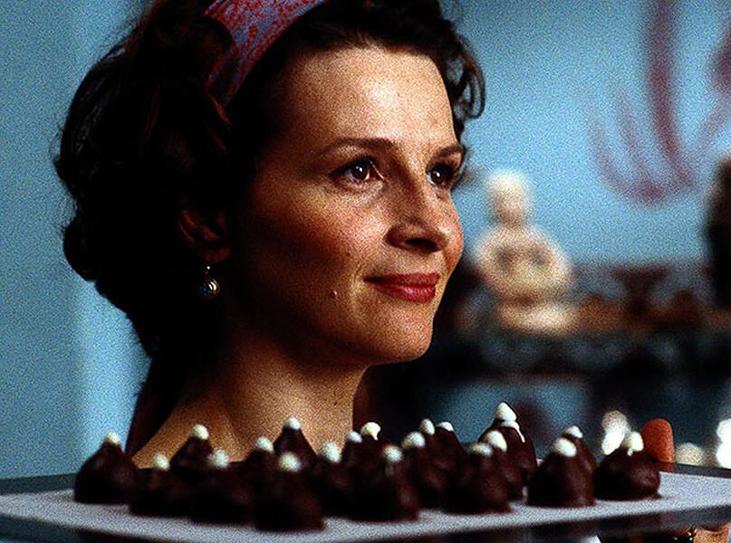 شکلات - آشپزی