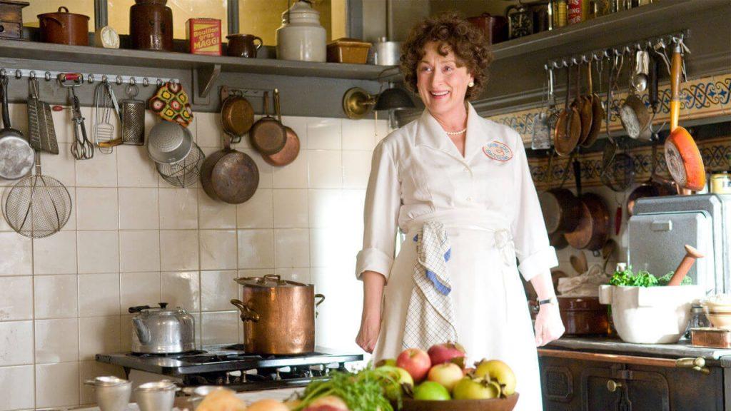 جولی و جولیا - آشپزی