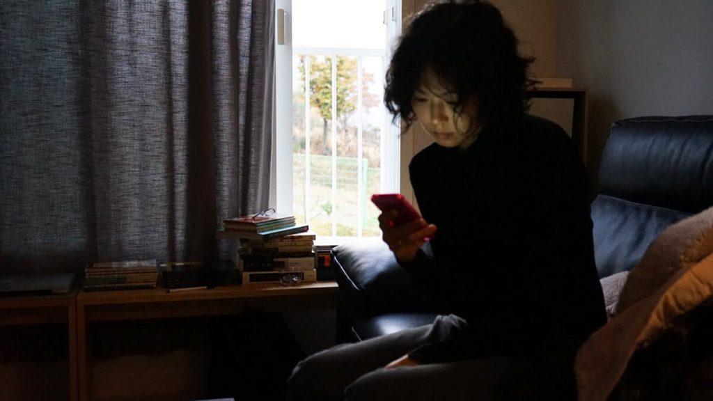 فیلمی از هونگ سنگ-سو