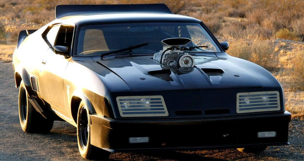 فورد فالکون ماشین مشهور مکس - مکس دیوانه