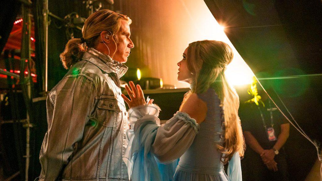 مسابقه آواز یوروویژن: داستان حماسه آتش EUROVISION SONG CONTEST: THE STORY OF FIRE SAGA