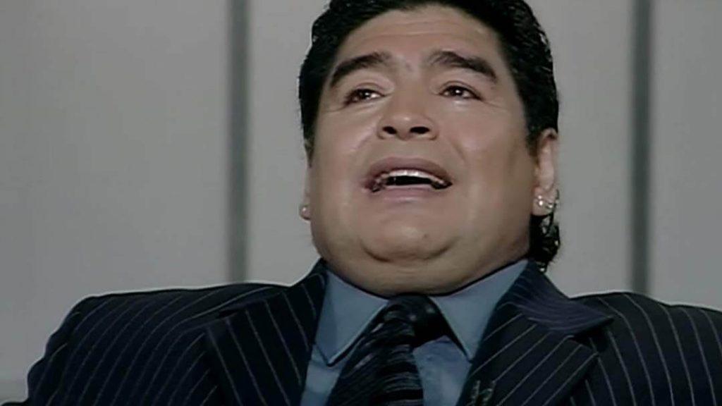 مستند دیگو مارادونا