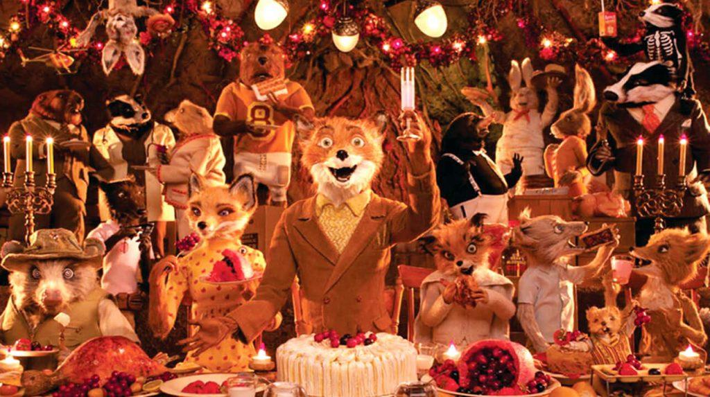 آقای فاکس شگفتانگیز Fantastic Mr. Fox