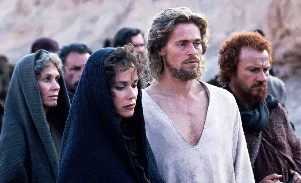 آخرین وسوسه مسیح مارتین اسکورسیزی